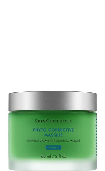 Phyto Corrective Masque:  Masque visage apaisant pour réhydrater les peaux réactives
