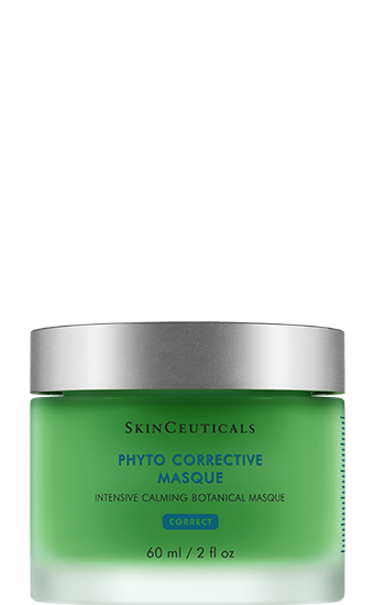 Phyto Corrective Masque:  Intensief kalmerend masker met botanische extracten