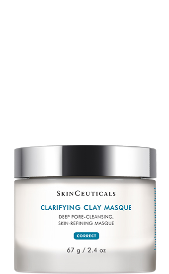 Clarifying Clay Masque