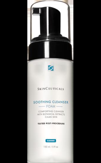 Soothing Cleanser - Verzachtende, reinigende schuim l Gevoelige huid l SkinCeuticals