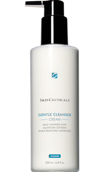 Gentle Cleanser: Milde reinigingsmelk met allantoïne, verzacht de huid en reinigt effectief voor het verwijderen van onzuiverheden, vuil en langhoudende make-up